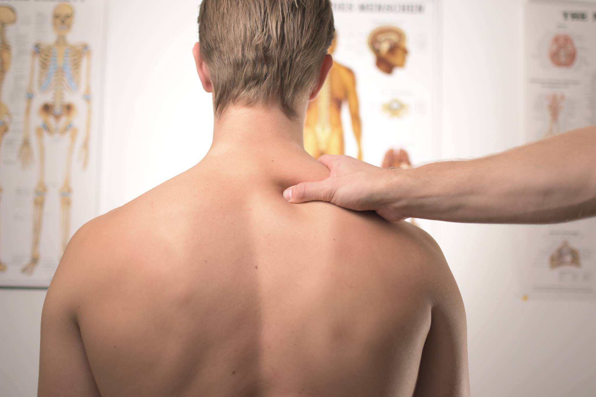 Massage and sports massage in Solihull