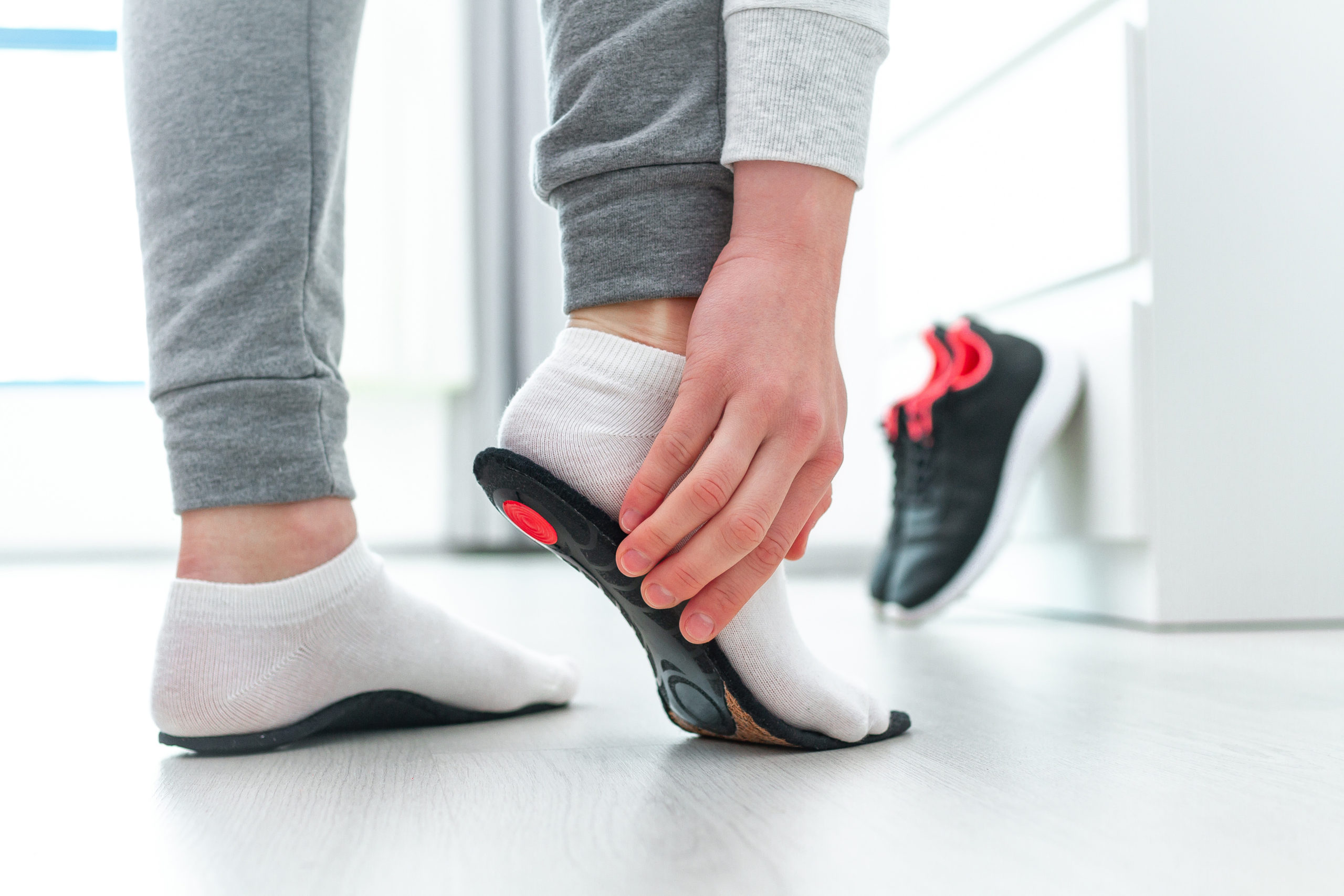 Urban Body Physiotherapy and Rehabilitation provides bespoke orthotics in solihull