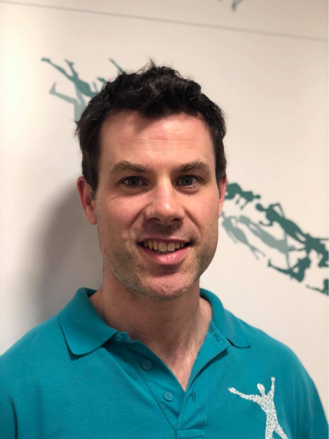Phil Evans leading physiotherapist at Urban Body Physiotherapy Clinic in Solihull