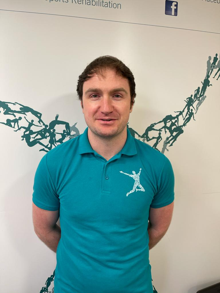 Dylan Quinn physiotherapist at Urban Body Physiotherapy Clinic in Solihull