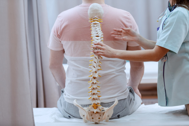 Physiotherapy session at Urban Body Clinic in Solihull