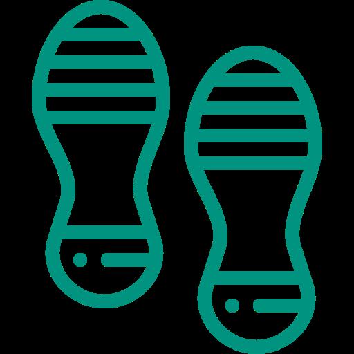 green shoe insoles