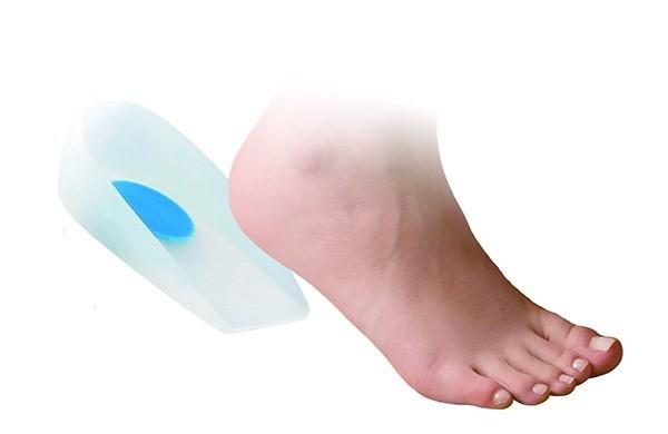 heel seats orthotics used