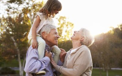 Top 5 activities to do with your grandchildren whilst keeping active this summer